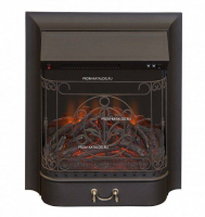Очаг RealFlame Majestic Lux Black